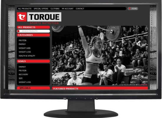 UK website design Huddersfield - Torque