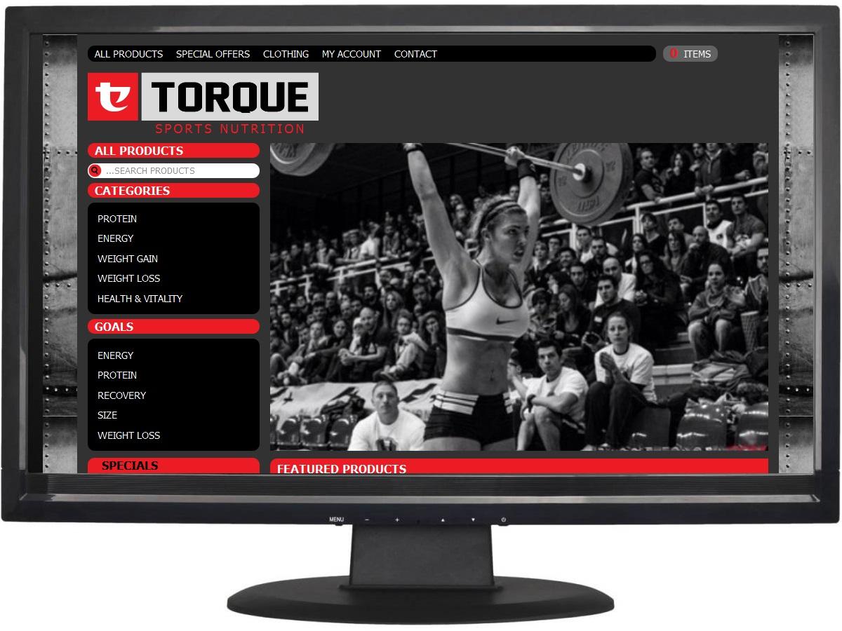 UK website design Huddersfield - Torque