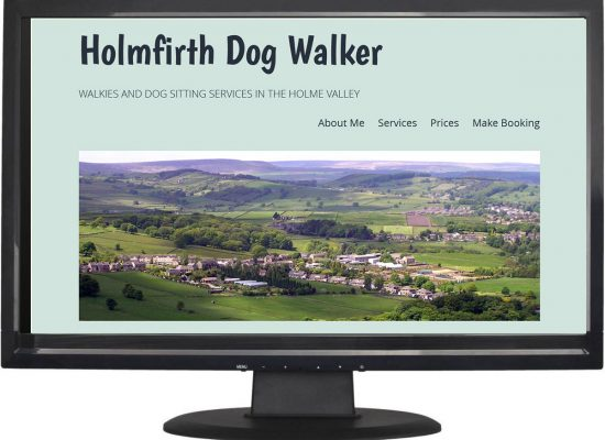Holmfirth Dog Walker